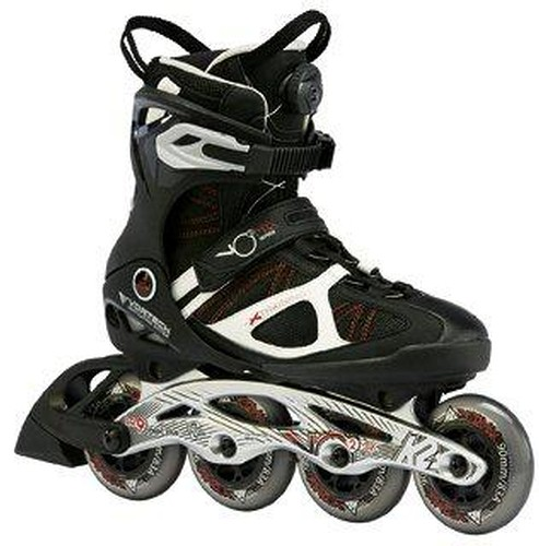k2 herren x training inliner inline skates skater vo2 max. Black Bedroom Furniture Sets. Home Design Ideas