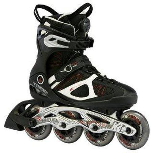 k2 herren x training inliner inline skates skater vo2 max. Black Bedroom Furniture Sets. Home Design Ideas