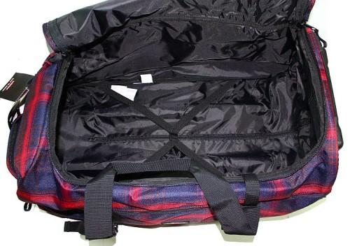 eastpak reisetasche reise tasche trolley trolly rucksack boid rot blau ebay. Black Bedroom Furniture Sets. Home Design Ideas