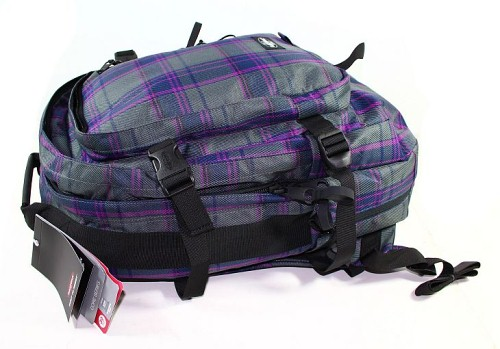 eastpak tasche reisetasche reise tasche trolly rucksack volker plum plaid grau ebay. Black Bedroom Furniture Sets. Home Design Ideas