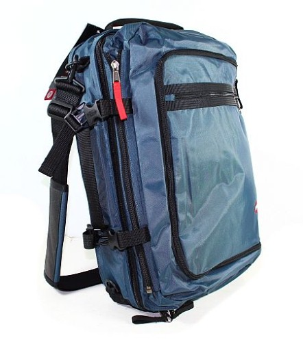 eastpak tasche reisetasche reise tasche trolley trolly rucksack elevator blau ebay. Black Bedroom Furniture Sets. Home Design Ideas