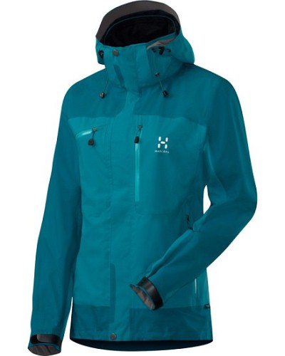 Haglofs outdoorjacke damen