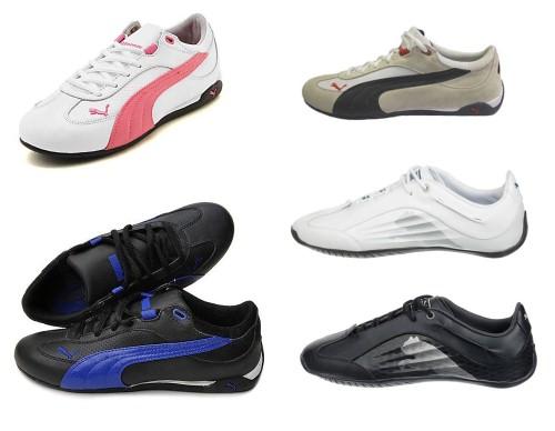 Puma Herren Sneaker Schuhe Fast Cat