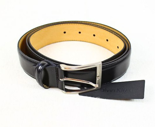 Calvin-Klein-CK-Herren-Lederguertel-Guertel-10-versch-Modelle-Laengenverstellbar