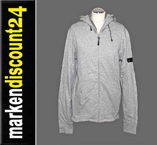 Herren grau Sweatjacke Bench Jacke Trainingsjacke BMEA1792 9YeWH2EDIb